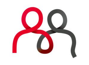 Engagiert Hoch 2 Logo