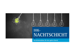 IHK Nachtschicht Logo