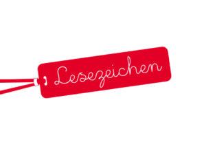 Lesezeichen Logo