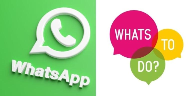 Nutzung von WhatsApp für Whats to do?